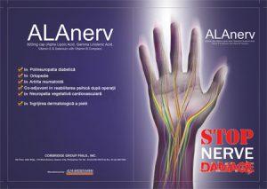 Alanerv pentru polineuropatia diabetica