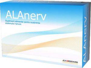 Alanerv Prospect impotriva stresului oxidativ