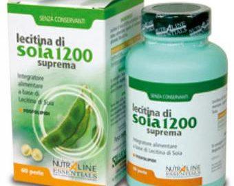 Lecitina Soia 1200 mg