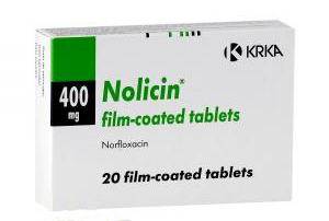 Prospect Nolicin - 400mg- Infectii Tract Urinar