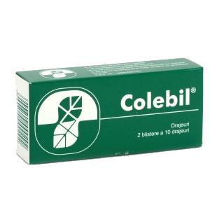 Prospect Colebil - Colecist Lenes