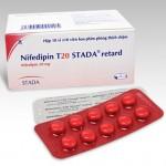 Prospect Nifedipin Retard – 20mg Hipertensiune arteriala