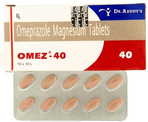 Prospect Omez 20mg capsule - Scaderea Secretiei Gastrice