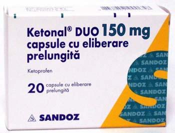 Prospect Ketonal Duo - capsule