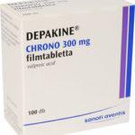 Prospect Depakine 300 mg