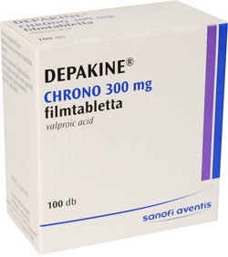 Depakine 300 mg