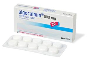 Prospect Algocalmin - Durere Febra Colici