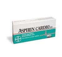 Prospect Aspirin Cardio 100