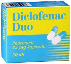 Prospect Diclofenac Duo - Spondilite Anchilozante - Reumatism