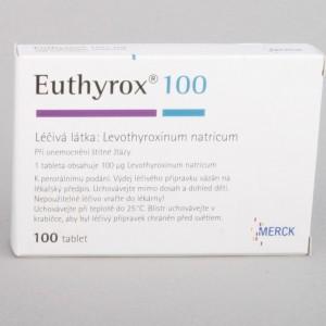 Prospect Euthyrox - Tiroida
