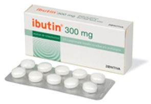 Prospect Ibutin 300mg - tulburari si dureri intestinale
