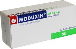 Prospect Moduxin 35mg comprimate filmate cu eliberare prelungită