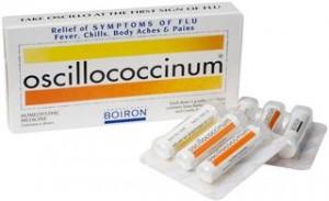 Oscillococcinum prospect pentru administrare
