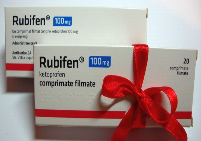 Prospect Rubifen – Antireumatic Nesteroidian – Spondilartrita Ankilozanta