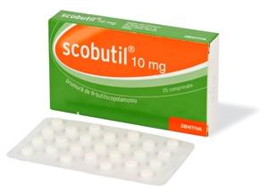 Prospect Scobutil - gastrointestinal diaree