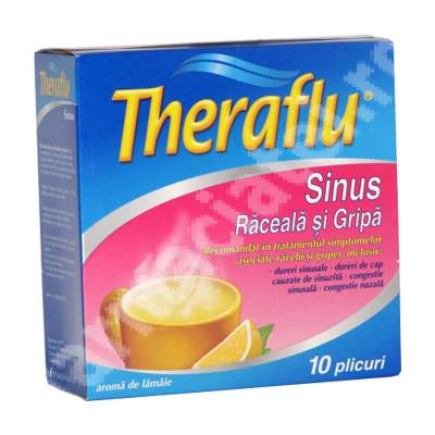 Prospect Theraflu - Raceala si Gripa