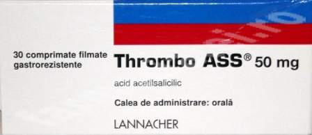 Prospect Thrombo ASS