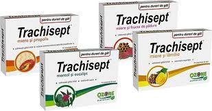 Prospect Trachisept - Dureri in gat
