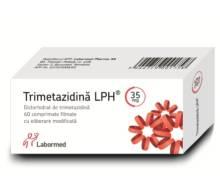 Prospect Trimetazidina 35mg cu eliberare modificată- afectiuni cardiace