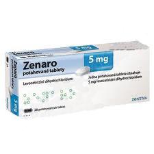 Prospect Zenaro | Rinita alergica Urticarie cronica