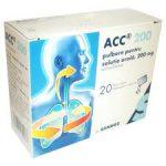 Prospect ACC 200 Pulbere orala