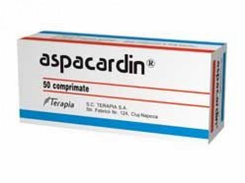 Prospect Aspacardin - Bolile Inimii- Tulburari cardiace