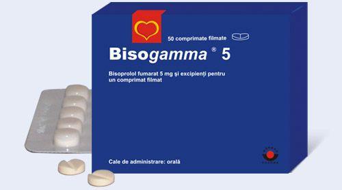Prospect Bisogamma 5 - Hipertensiune Arteriala