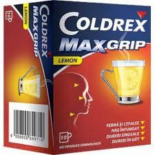 Prospect Coldrex Lemon