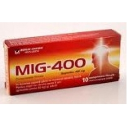 Prospect MIG 400 - Antiinflamator Antipiretic