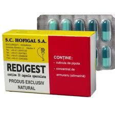 Redigest - Prospect Redigest - Enzime Digestive