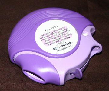 astmul inhalator de pierdere în greutate pierde greutate cu zinc