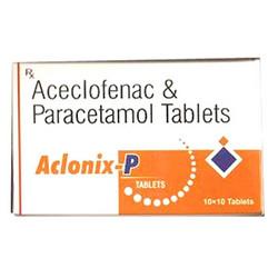 Prospect Aceclofen supozitoare