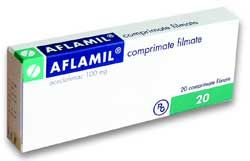 Prospect Aflamil – Dureri Spate Articulare Menstruale