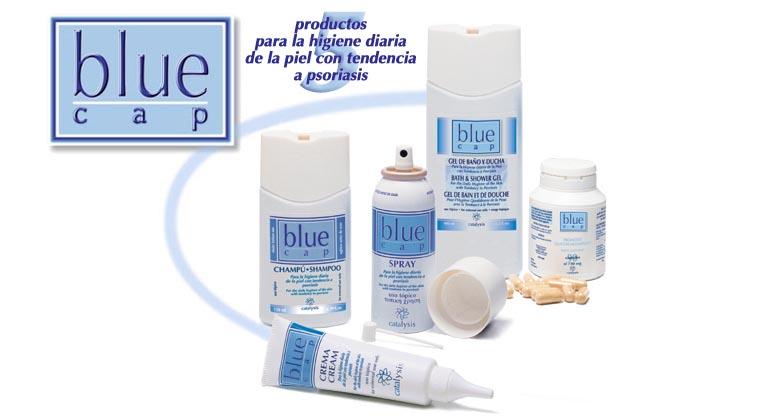 Prospect Blue Cap capsule - Piele Par Unghii
