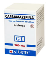 Prospect Carbamazepina 200mg - Epilepsie Psihoze Depresie