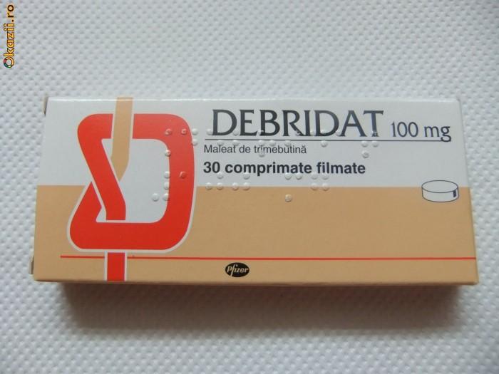 Prospect Debridat 100mg – Dureri si Crampe Abdominale