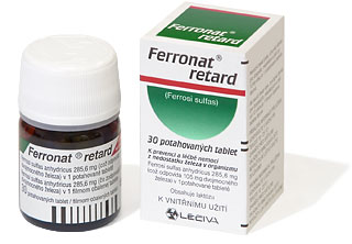 Prospect Ferronat | Anemie