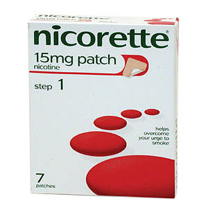 nicorette-patch prospecte