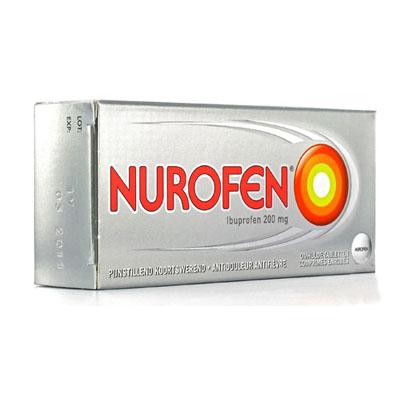 Prospect Nurofen 200mg drajeuri