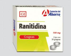 Ranitidina Ulcer Gastric si Arsuri in gat