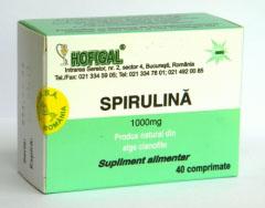 Spirulina Prospect