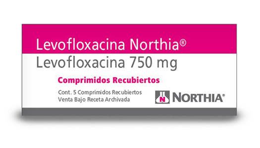 Prospect Levofloxacina