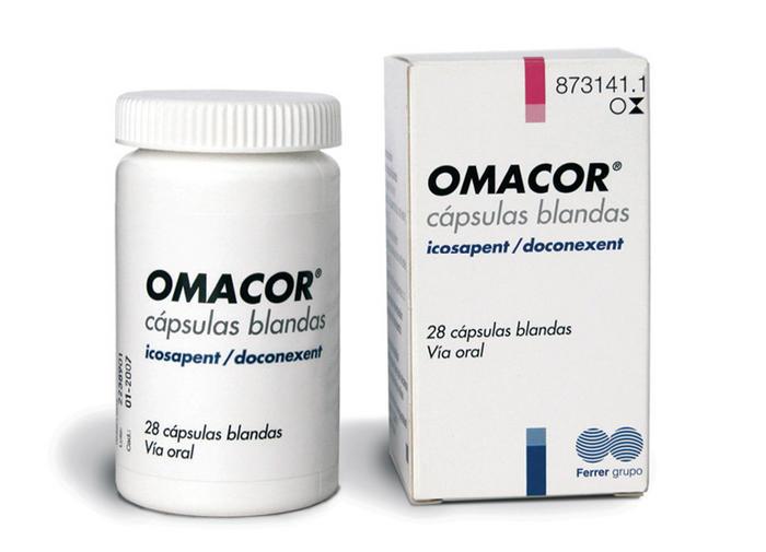 Prospect Omacor