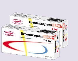Prospect Bromazepam - Anxietate Nervozitate Panica