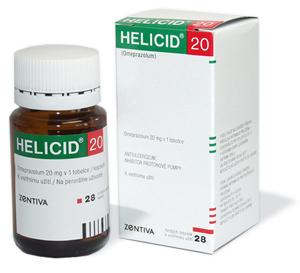 Prospect Helicid - Esofagita de Reflux - Acid in Gat
