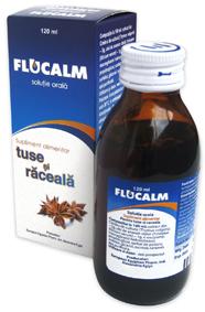 Prospect Flucalm sirop solutie orala