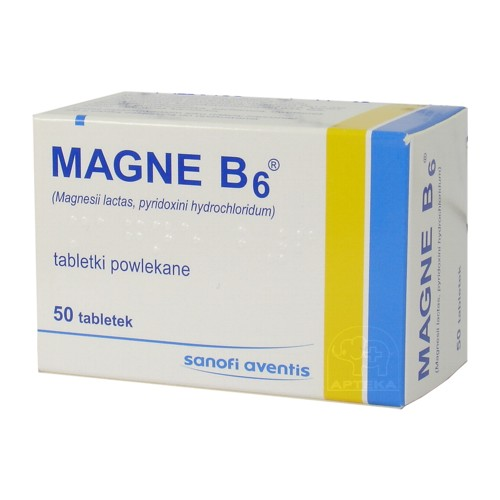 Prospect Magne B6 - Nervozitate Anxietate Oboseala