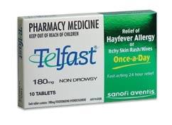 ProspectTelfast30 mg