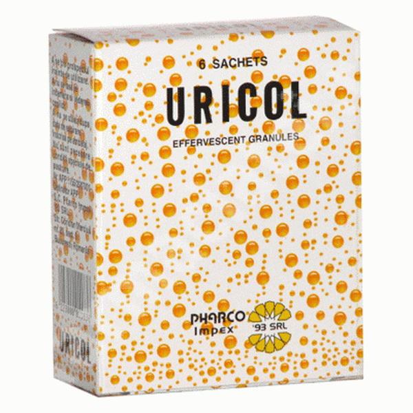 Prospect Uricol - Infectii Urinare
