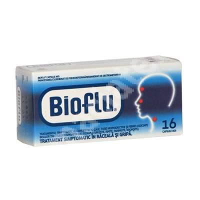 Prospect Bioflu | Tuse Neproductiva COngestie Nazala